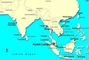Kuala Lumpur capital de Malasia
