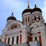 TALLIN Alexander Nevsky CATEDRAL REP